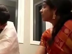 Cute Tamil wife Side boob