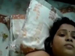 Indian wife's sister strip nude and fucked