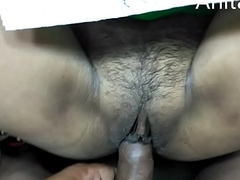 Desi college girl fucking by teacher with  Hindi audio