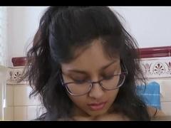 Desi Indian Teen Sex with Tatoo ID