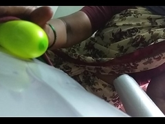 desi indian tamil aunty telugu aunty kannada aunty  malayalam aunty Kerala aunty hindi bhabhi horny school teacher numero uno wife vanitha wearing saree showing obese interior and shaved pussy lips press hard interior press nip fretting pussy fucking sex doll